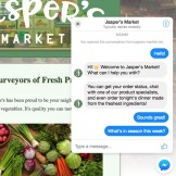 Art Facebook Messenger Platform Chatbot