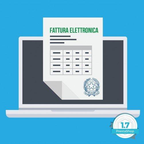 Campi Fatturazione Elettronica per PrestaShop 1.7