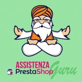 Ticket di assistenza PrestaShop