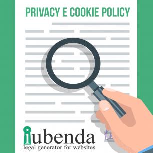 Art Iubenda Privacy e Cookie Policy GDPR [RGPD 2016/679]
