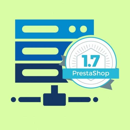 Pacchetto base: Migrazione a PrestaShop 1.7.X
