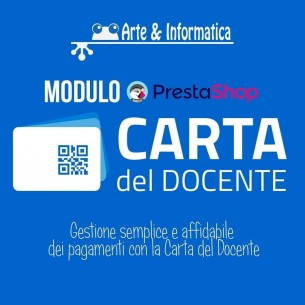 Modulo Art POS per Carta del Docente Light
