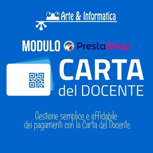 Art POS GateWay Carta del Docente Light Module