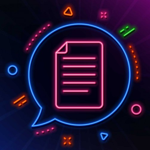 Mostra documenti allegati come icone con filtro lingua nella