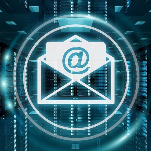 12 mesi Server Email dedicato da 500GB tuonome@tuaAzienda.it
