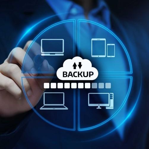 12 MESI FTP/SFTP Backup da 2000GB (2TB)