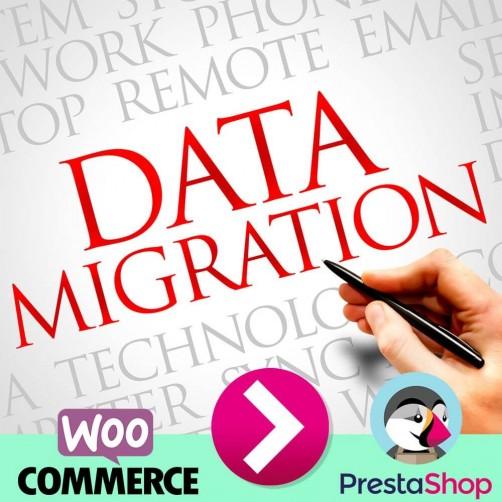 Migrating from WooCommerce a PrestaShop