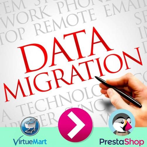 Migrating from VirtueMart to PrestaShop
