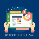 Art Link to virtual Demo version of product and software