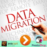 Migrating from Zencart to PrestaShop
