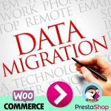 Migrating from WooCommerce a PrestaShop