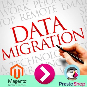 Migrazione da Magento a PrestaShop